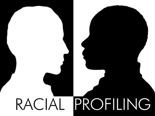 Image result for engaging in racial profiling